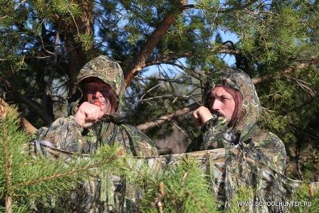Охота на утку. Ностальгия по весне