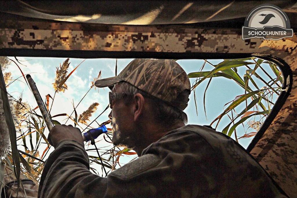 Фото № 2 Охота на утку в Ростовской области 2019 - купить по доступным ценам