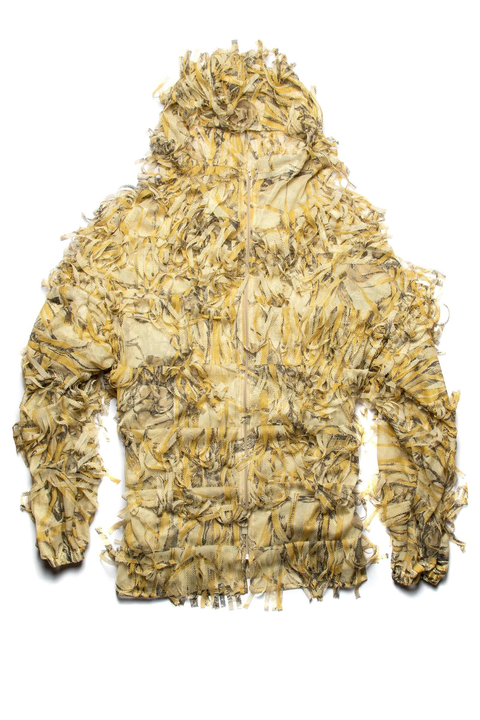 Фото № 1 Маскировочная куртка (желт.) - купить по доступным ценам