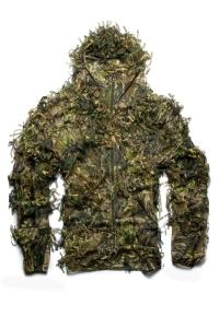 Маскировочная куртка (зел)
