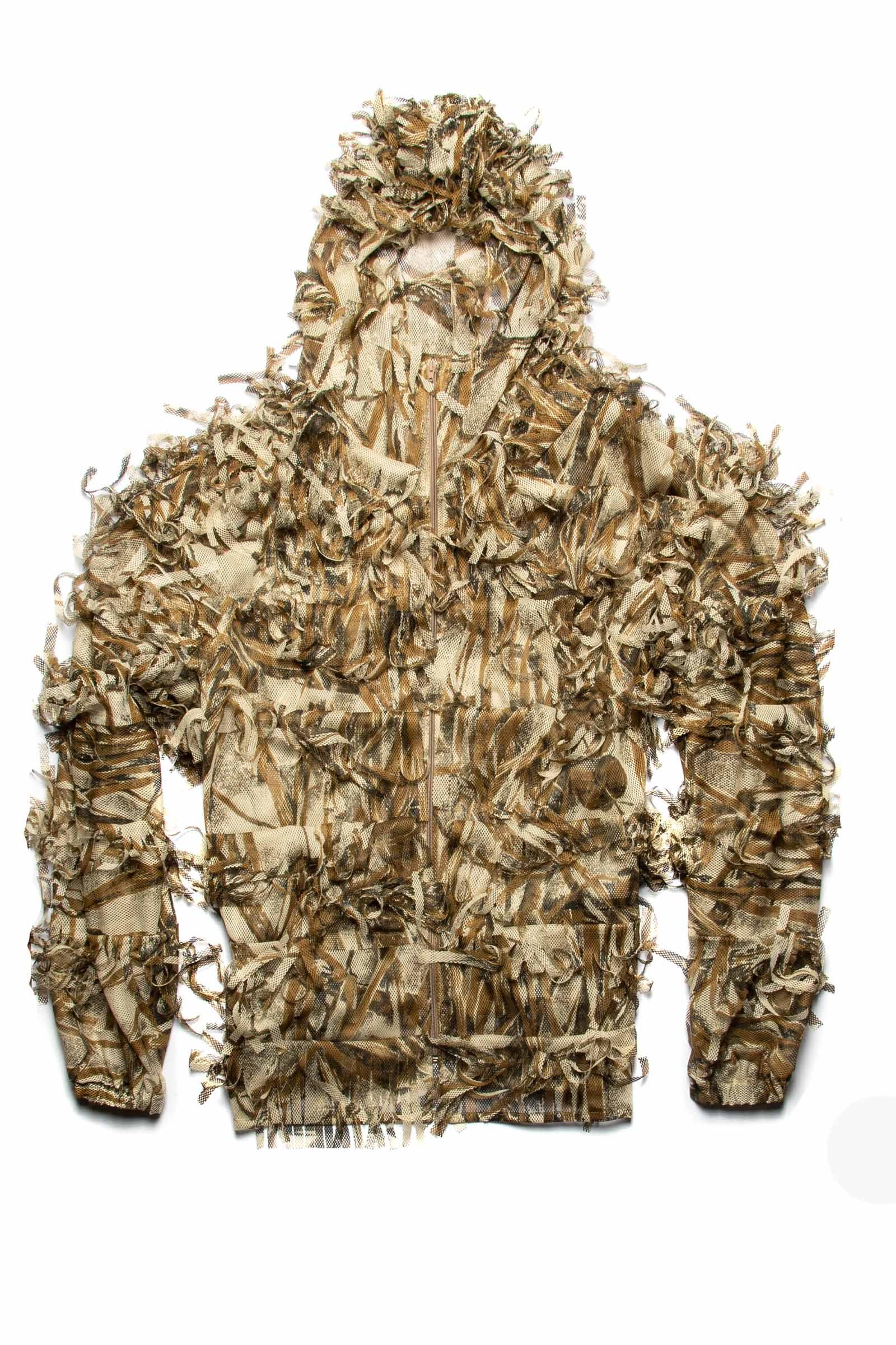 Фото № 1 Маскировочная куртка (корич.) - купить по доступным ценам