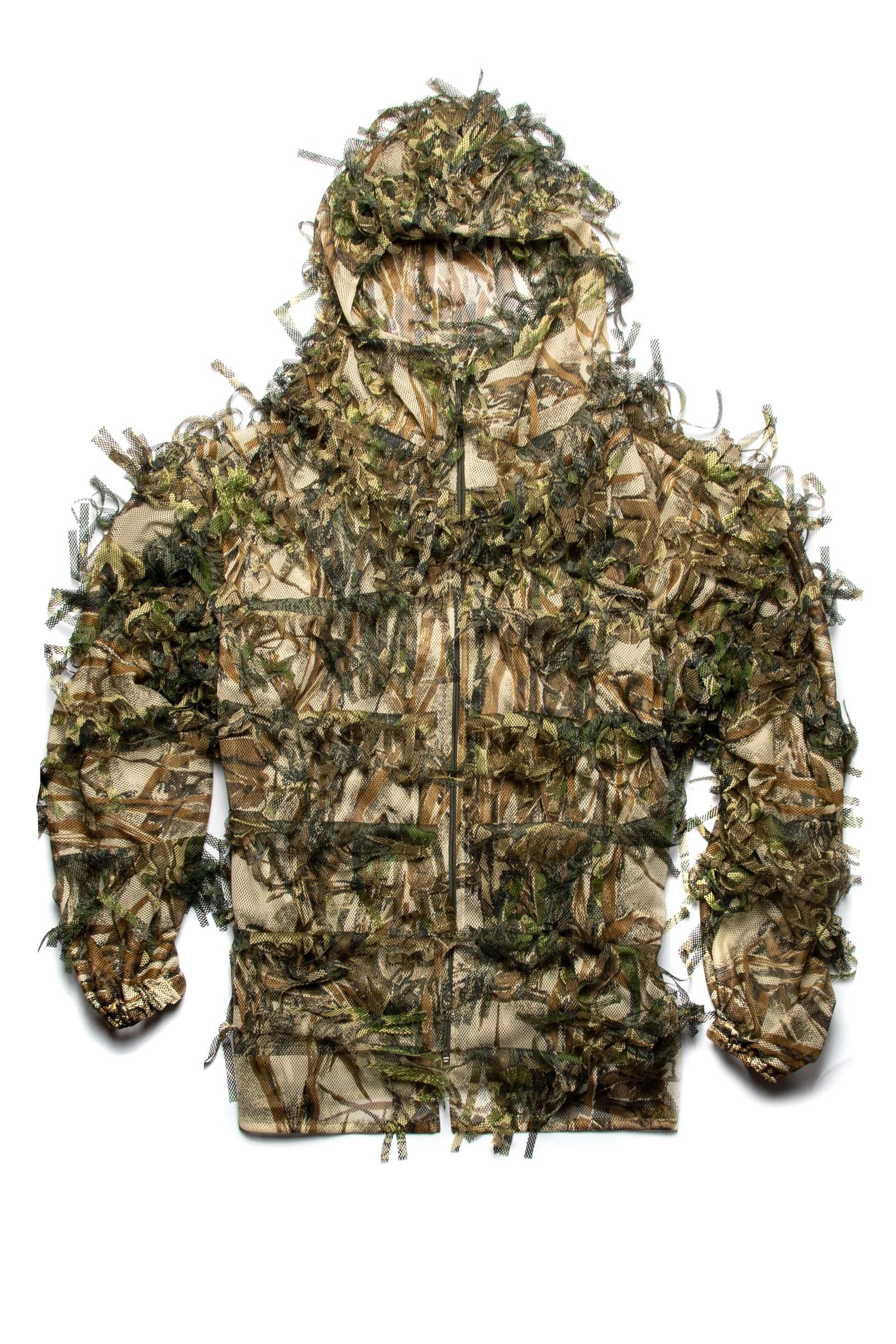 Фото № 1 Маскировочная куртка (корич-зел) - купить по доступным ценам