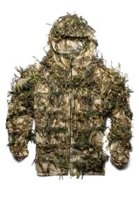 Маскировочная куртка (корич-зел)