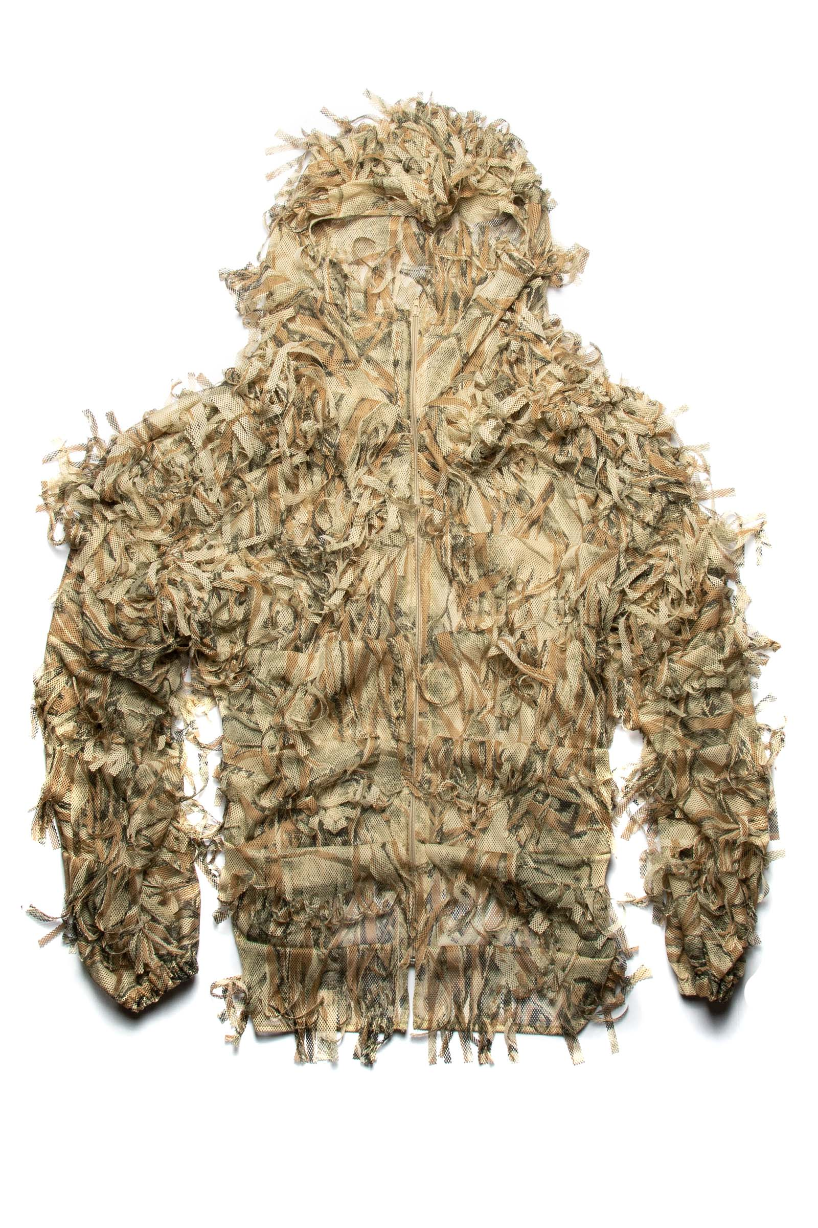 Фото № 1 Маскировочная куртка (осока) - купить по доступным ценам