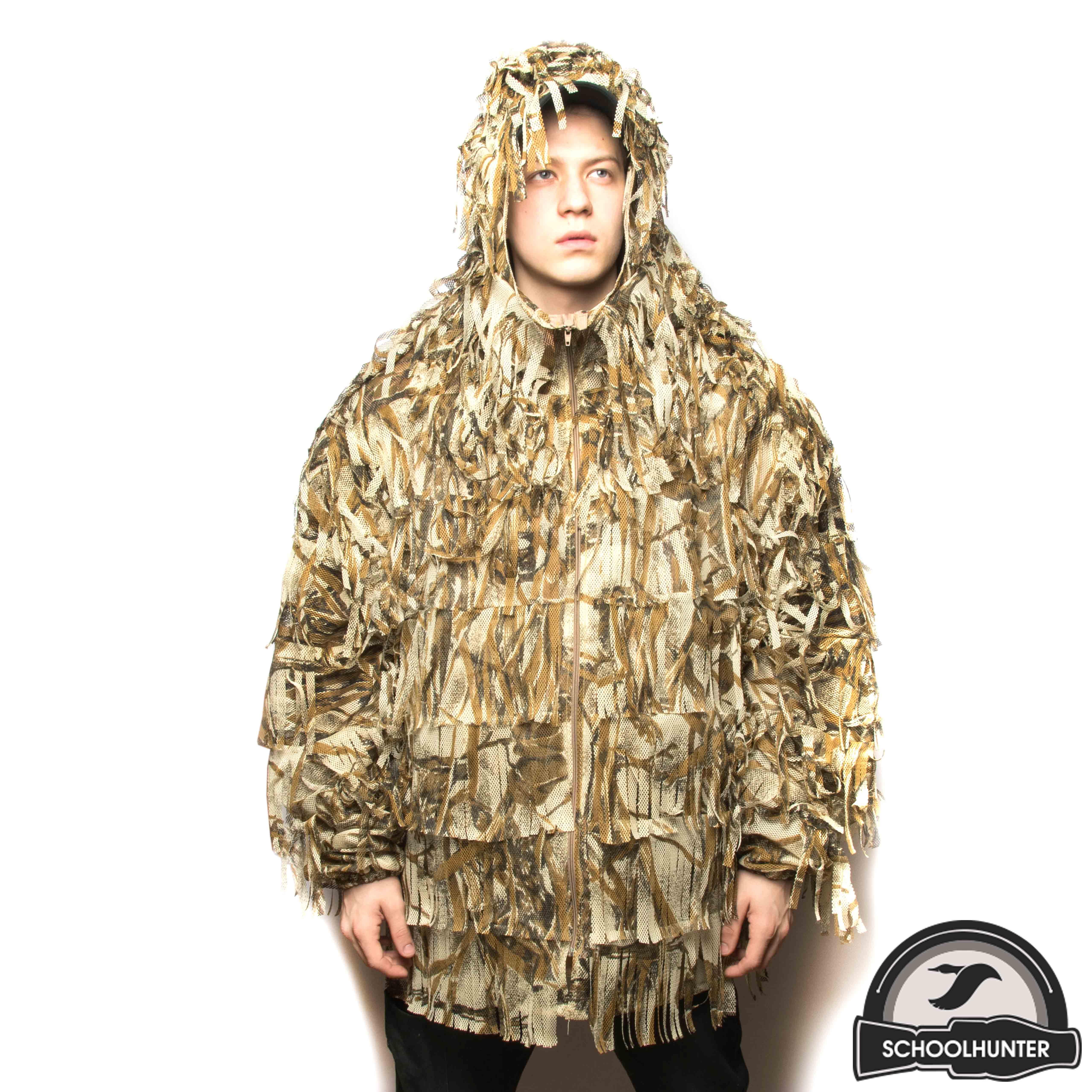 Фото № 2 Маскировочная куртка (корич.) - купить по доступным ценам